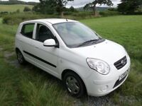 Kia Picanto we bought new in 2010