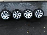 Snow tyres for BMW 3 series