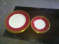 Aynsley plates