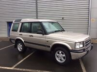 Landrover Discovery TD5 Automatic Diesel 7 Seater