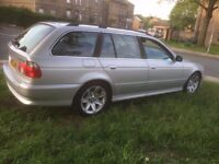 2003 BMW 525 TOURING AUTOMATIC 2.5 DIESEL