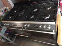 Excellent range oven