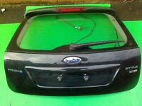 GENUINE FORD FOCUS HATCH TAILGATE / BOOT LID IN PANTHER BLACK 2005 - 2011