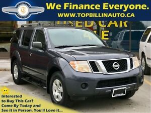 2012 Nissan Pathfinder 4X4 2 Years Warranty