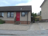 One bedroom house to rent in Aboyne.
