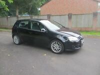 Volkswagon Golf 2.0 GT TDI 2007