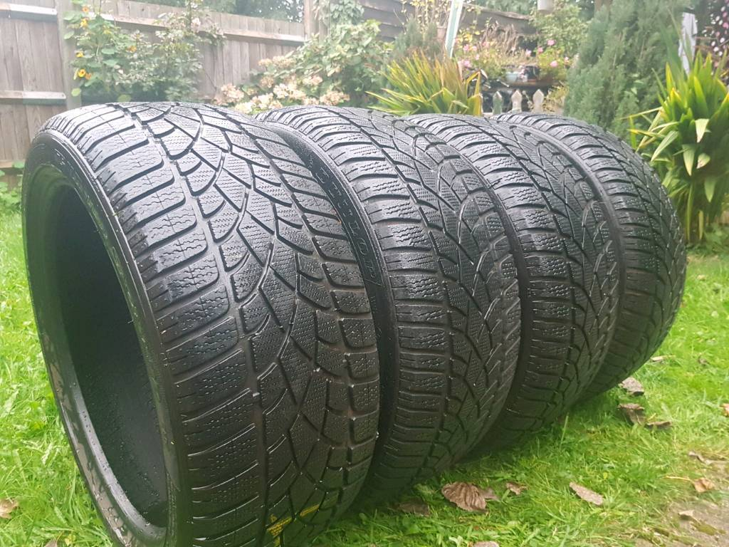 Dunlop Winter Sport 3D Tyres 245 40 18