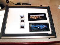 "Jessops LP-1218 Slim Light Panel 12x18"" (30.5x45.5cm) A3 LightBox X-Ray"