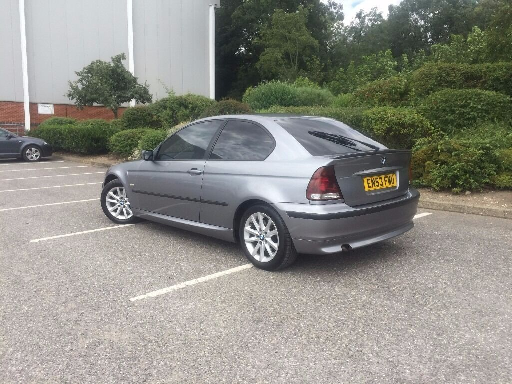 bmw 320d m sport compact 2004 in feltham london gumtree. Black Bedroom Furniture Sets. Home Design Ideas