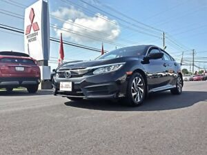 2016 Honda Civic EX only $165 biweekly!