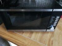 George microwave 17l