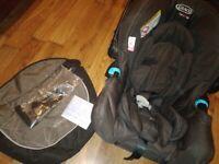 Graco tri-logic baby car seat