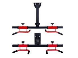 Multi Handle Pull Up and Chin Up Bar (Wall or Ceiling Mountable) BRAND NEW