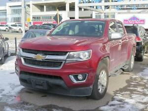 2016 Chevrolet Colorado LEATHER-SUNROOF