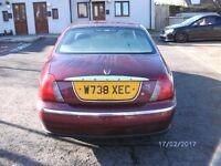 Rover 75 Classic CDT SE