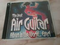 THE BEST AIR GUITAR ALBUM IN THE WORLD...EVER! 2 CDs