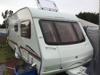 Swift charisma 570 with mover