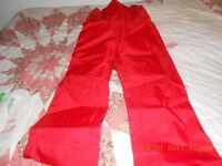 BOAT TROUSERS,