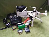 Swap QRX 350 Pro Quadcopter + loads of extras