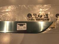 Seat Leon - Stainless sill plate with FR motif
