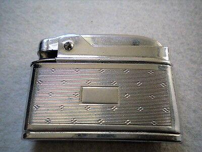 Vintage Mosda Streamline Petrol Lighter.