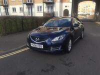 STUNNING CONDITION UNMARKED MAZDA 6 TS 2.0 PETROL MANUAL 5DR HATCH LONG MOT 2008(08)