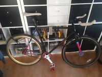 State Bicycle LaFleure - Fixed gear / single speed bike 2014 - Size 59