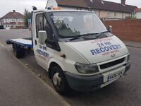 Amazing Ford Transit Recovery Truck For Quick Sale
