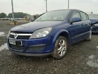 Vauxhall Astra H Z21B Z14XEP 45000 miles breaking for spares.