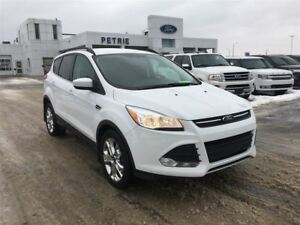 2014 Ford Escape SE - HEATED LEATHER, BLUETOOTH, REAR CAM