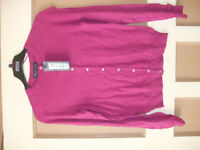 M & S Cardigan - Brand New - REDUCED IN PRICE