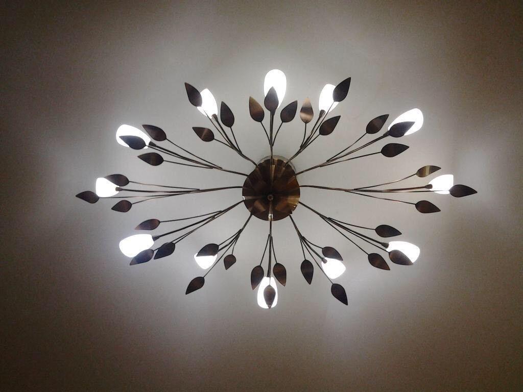 Next francesca flush 12 light chandelier 2 matching wall lights i next francesca flush 12 light chandelier 2 matching wall lights i mozeypictures Image collections
