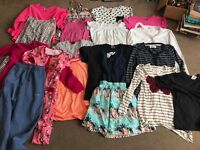 Girl 7-8 year bundle clothes