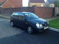 2004 VW POLO 1.2, GOOD DRIVE, MOT- Aug 2017 £650