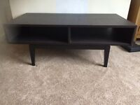 Ikea coffee table with removable glass top still in Ikea for £95