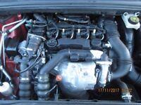 Peugeot / Citroen 1.6 HDI engine Code 9HX 2010