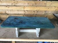 Artistic Concrete table, Garden furniture and indoor use