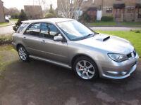 Subaru Impreza 2.5 Hawkeye WRX 5 Door 2006 (56 plate). 57k Miles.