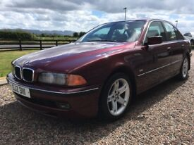 Bmw 5seriers 528 i e39 year 2000