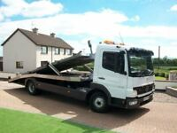 2007 Mercedes-Benz ATEGO 2 Car Transporter with Hydraulic Winch