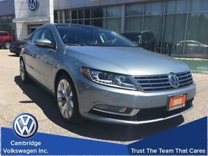 2013 Volkswagen CC Highline With Technology Package