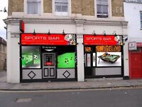 PART -TIME CLEANER WANTED FOR SNOOKER AND POOL CLUB IN DEPTFORD