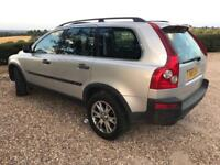 2003 VOLVO XC90 D5 SE - MOT 19 - 4X4 - SATNAV - FULL LEATHER - SUNROOF - 7 SEATS - SERVICED - AUTO