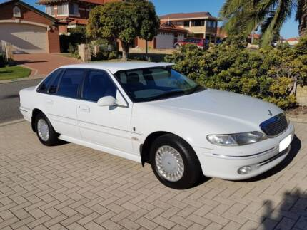 ** 1995 Ford Fairlane Ghia ** Excellent Condition  ** Low Km's ** Mindarie Wanneroo Area Preview