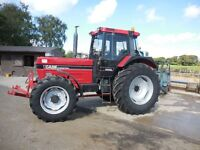case 1255 4x4 tractor
