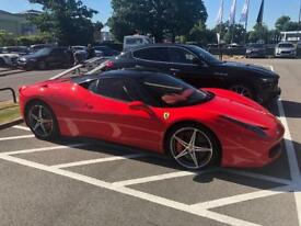 Ferrari 458 Italia Auto, UK RHD Full Service History, Fully loaded 2011 one off