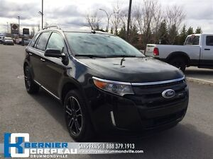 2013 Ford Edge SEL **SIEGES CHAUFFANT, CAMERA, GPS + WOW!!