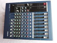 Yamaha mixing console MG12/4