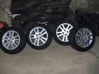 very clean honda civic ep2 sport alloys..15 inch alloys bargain price
