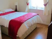 Double bedroom in a two bedroom flat, shared with a student.
